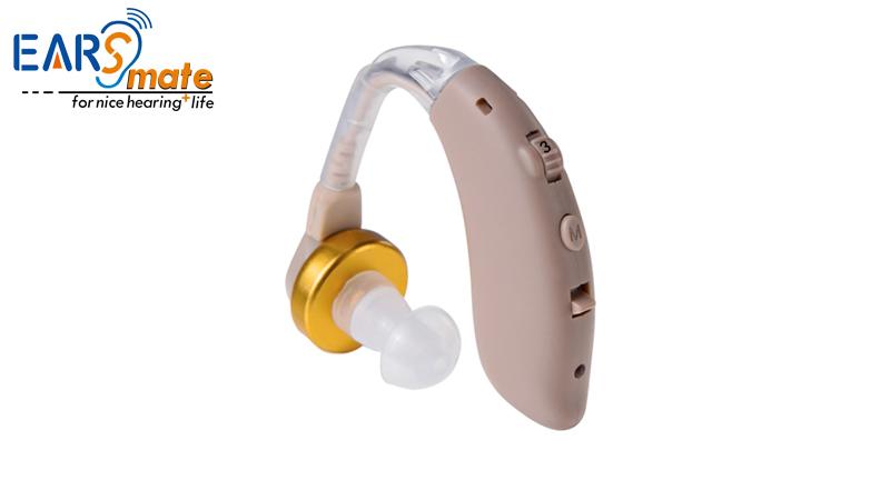 بطارية قابلة للشحن لاسلكية السمع